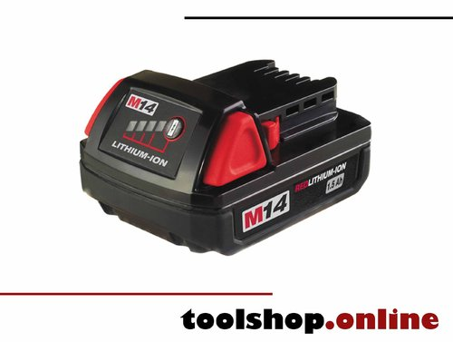 Milwaukee M14 B 14V Li-Ion Akku 1.5 Ah 4932352665