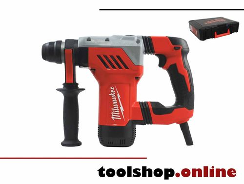 Milwaukee PLH 28 E SDS-plus Kombihammer 800W 4.1J  in Transportkoffer 4933446790