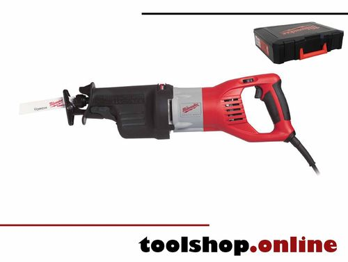 Milwaukee SSPE 1500 X Säbelsäge in Transportkoffer 4933428900