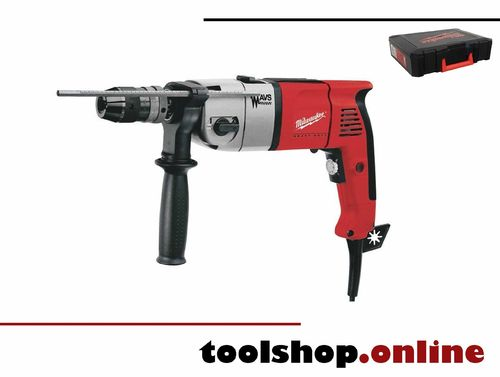Milwaukee PD2E 24RS Schlagbohrmaschine 1010W in Transportkoffer 4933380462