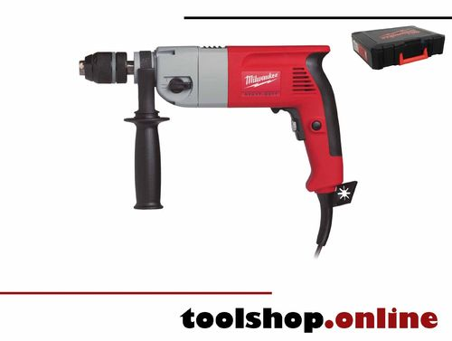 Milwaukee HD2E13R Bohrmaschine 705W in Transportkoffer 4933390186