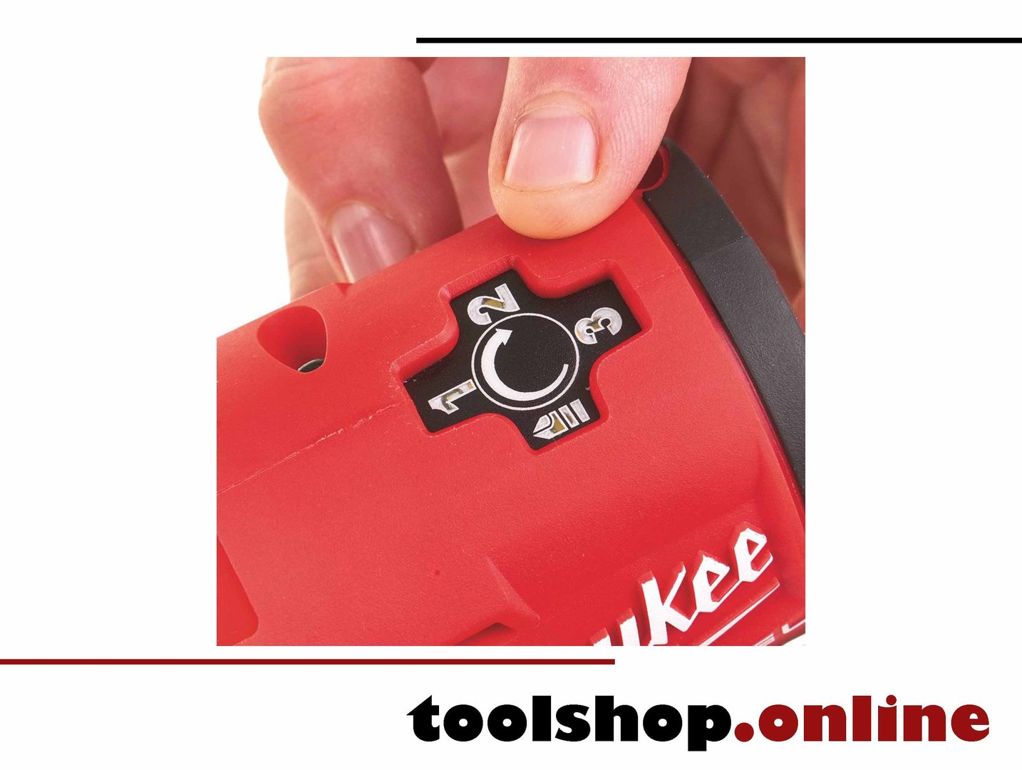 Milwaukee M12 FID-0 FUEL™ 1//4˝ Hex Akku-Kompakt-Schlagschrauber 4933459822