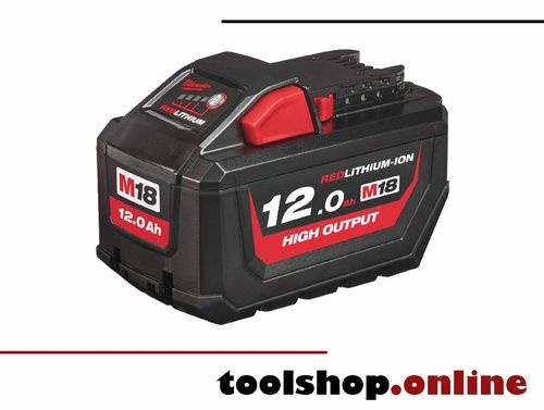 Milwaukee M18 HB12 Akku 12,0 Ah